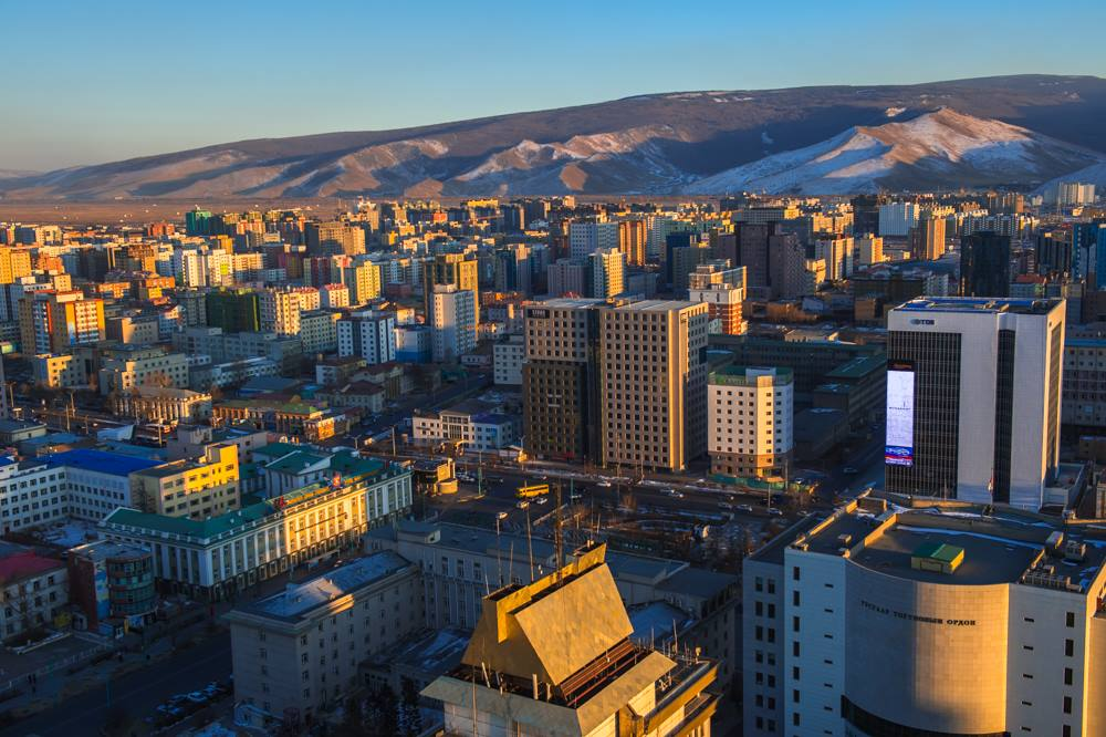 Ulaanbaatar, Capital City