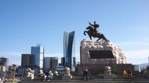 Central Square-Sukhbaatar